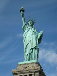 Freiheitsstatue, New York, Ostküste