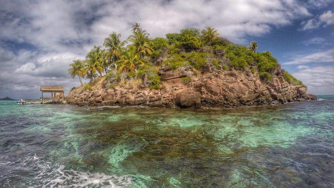 Insel, Bahamas, Karibik