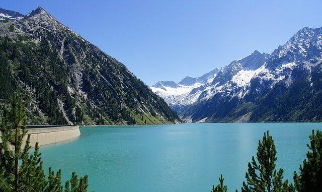 Zillertal, Österreich