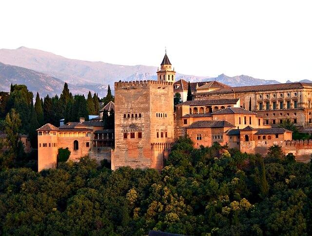 Stadtburg Alhambra